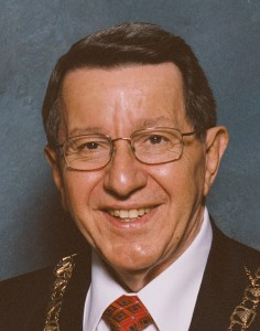 Ill James R. Filliez, 33rd Degree, Active Emeritus Member of the Supreme Council