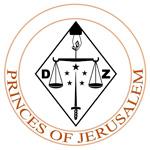 Mystic Council Princes of Jerusalem